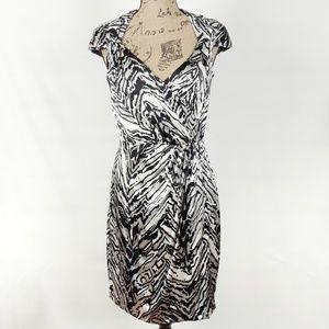 Kay Unger New York Silk Dress Size 6